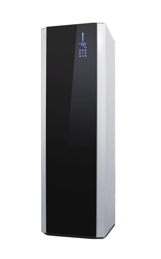 pompa de caldura aer-apa - boiler