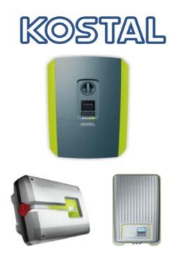 KOSTAL -O gama larga de invertoare pentru panourile fotovoltaice de cea mai buna calitate