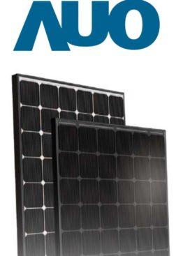 Gama larga de panouri fotovoltaice de cea mai buna calitate de la AUO