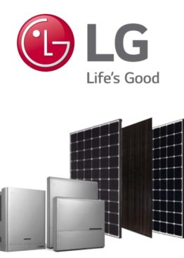Gama larga de panouri fotovoltaice de cea mai buna calitate de la LG