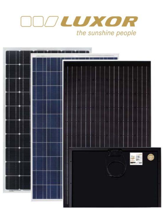 Luxor - Panouri fotovoltaice de cea mai bună calitate - eficiență ridicată - fiabil - durabil