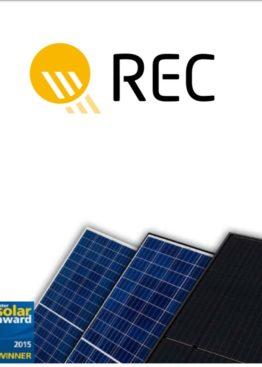 Gama larga de panouri fotovoltaice de cea mai buna calitate de la REC - Calitate fără compromisuri Produse inovatoare Instalare flexibilă Satisfacția garantată a clienților