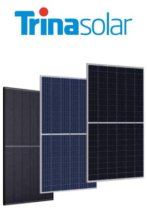 Gama larga de panouri fotovoltaice de cea mai buna calitate de la TrinaSolar