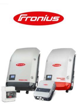 FRONIUS - O gama larga de invertoare pentru panourile fotovoltaice de cea mai buna calitate