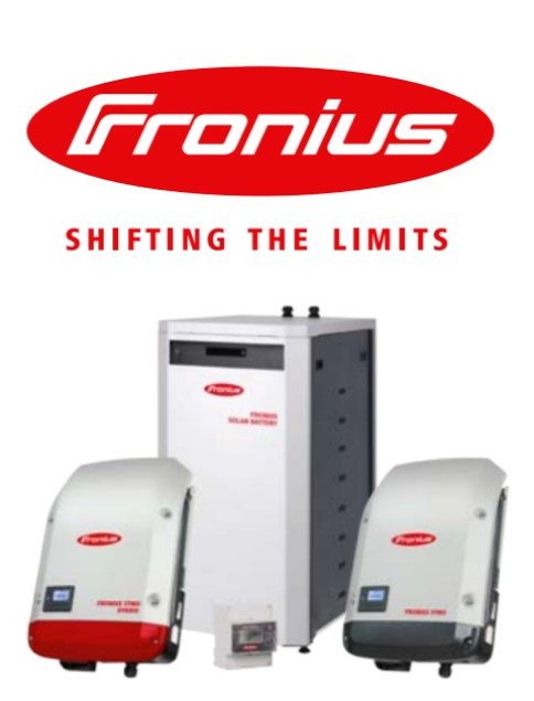 Sisteme de stocare - Baterii FRONIUS - Panouri fotovoltaice - Self Energy