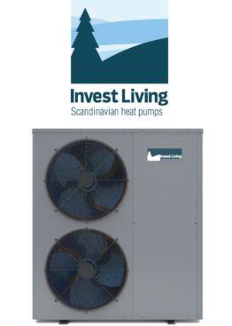 pompa de caldura aer apa invest living