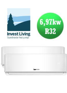 Pompa de caldura aer aer de cea mai buna calitate - testat în climatul nordic pentru orcie condiții - Invest Living - Self Energy