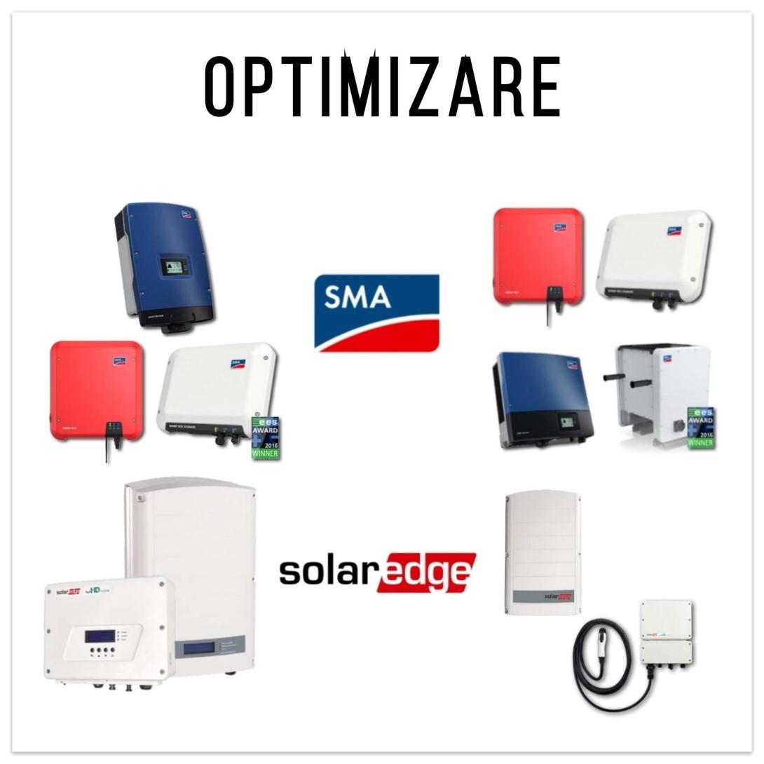 Self energy - Sisteme de optimizare a sistemelor fotovoltaice - Panouri fotovoltaice folosite la cel mai bun randament